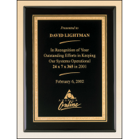 Florentine Designer Plaque - 4 Sizes