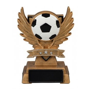 "5.5"" Victory Wing Resin - Soccer"