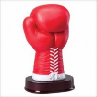"9.5"" Boxing Glove resin"