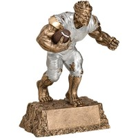 "6.75"" Monster Resin - Football"
