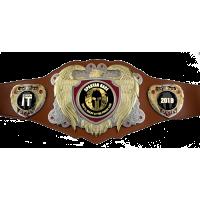 Brown Eagle Championship Award Belt