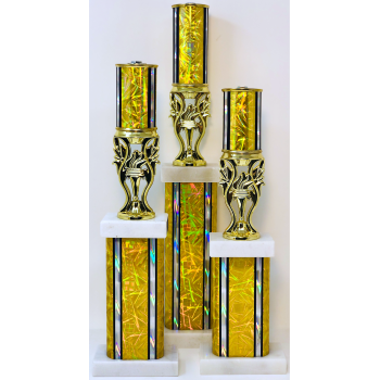 "11.5""-21.5"" 70 Series  Genuine Marble Trophy"