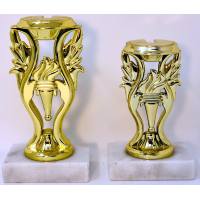 "4.75""-5.75"" T Series Marble Trophy"