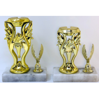 "4.75""-5.75"" T2 Series Marble Trophy"