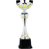 "10.75""-17.5"" Metal Soccer Cup"