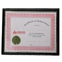 Plastic Certificate Frame