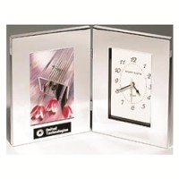 "6.25"" Photo Frame Clock"