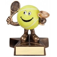 "4"" Lil' Buddy Resin - Tennis"