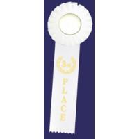 1 Streamer Rosette - 3rd Place Ribbon