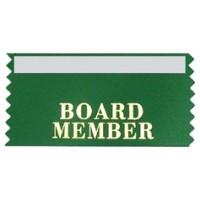Badge Ribbon - Board Member