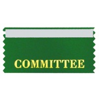 Badge Ribbon - Committee