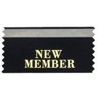 Badge Ribbon - New Member