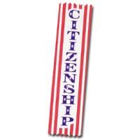 Full Color Ribbon - Citizenship
