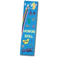 Full Color Ribbon - A Honor Roll