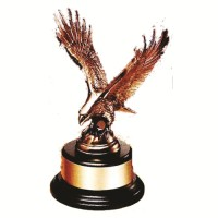 "9"" American Eagle Resin"